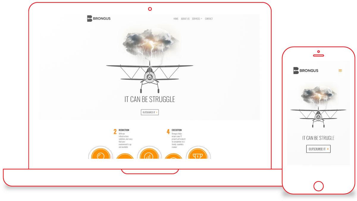 Brongus Website